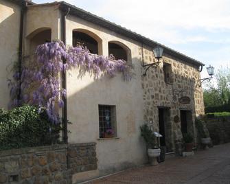 Sovana Hotel & Resort - Sorano - Gebäude