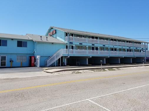 Regency Inn Motel by the Beach - Corpus Christi - Building