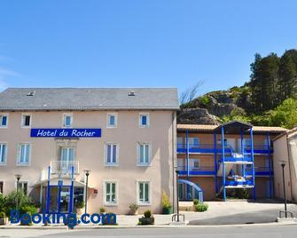 Hotel Du Rocher - Le Caylar - Gebäude