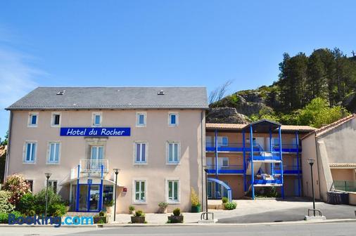Hotel Du Rocher - Le Caylar - Edificio