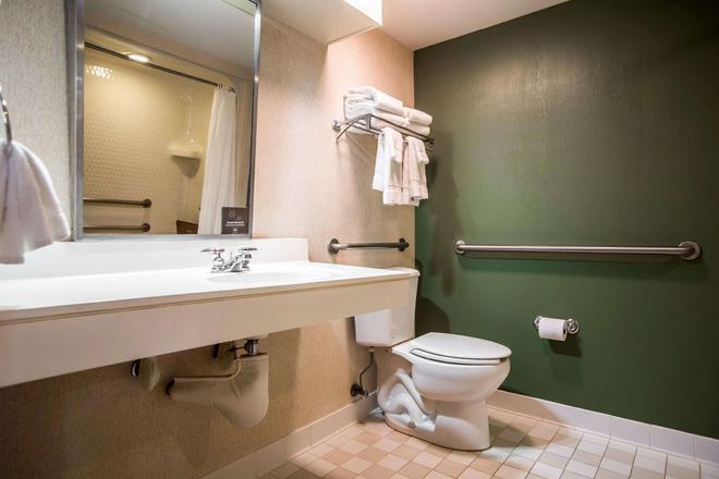Sleep Inn - Sumter - Kylpyhuone