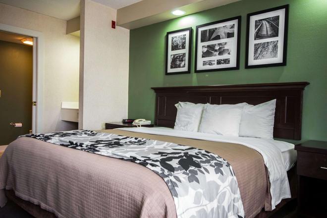 Sleep Inn - Sumter - Makuuhuone
