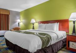 Quality Inn and Suites Bedford West - Bedford - Schlafzimmer