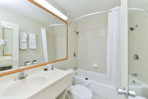 美洲最有價值酒店 - 薩拉索塔市中心 - 沙拉索塔 - 薩拉索塔 - 浴室