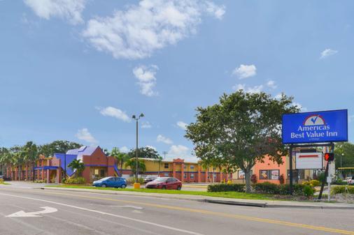 美洲最有價值酒店 - 薩拉索塔市中心 - 沙拉索塔 - 薩拉索塔 - 建築