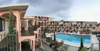San Marina Motel - Daytona Beach - Pool
