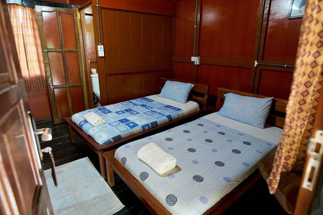 Wli Water Heights Hotel - Hohoe - Bedroom