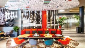 Hotel ibis Madrid Aeropuerto Barajas - Madrid - Innenhof