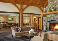 Green Mountain Suites Hotel - South Burlington - Lobby