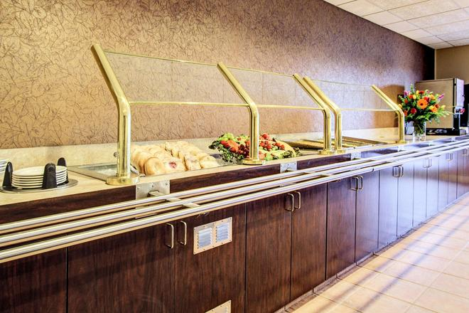 Clarion Suites Downtown - Anchorage - Buffet