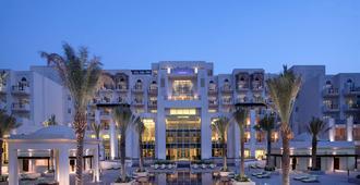 Anantara Eastern Mangroves Abu Dhabi Hotel - Abu Dhabi - Building