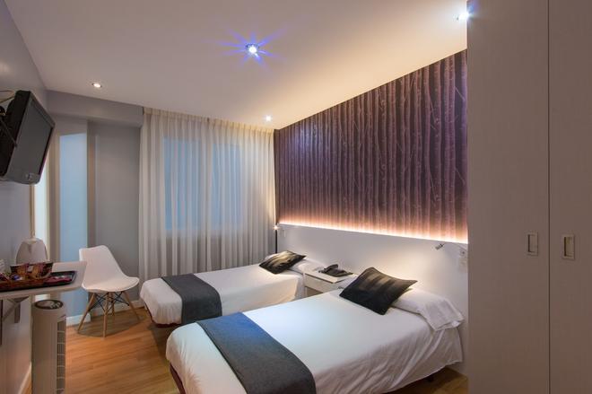 Central Bilbao - Bilbao - Bedroom