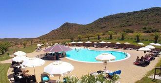 Residence Hotel Monte Ricciu - Alguer - Piscina
