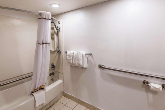 Quality Inn University - Lansing - Bathroom
