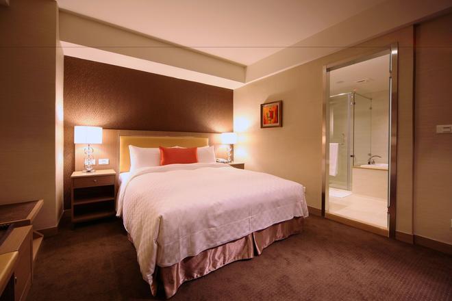 Harmony Hotel - Kaohsiung - Bedroom