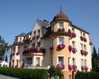 Hotel Modena - Bad Steben - Gebouw