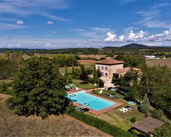 Borgo Il Villino - Casole d'Elsa - Bazén