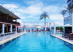 Paradise Bungalows - Ko Pha Ngan - Басейн