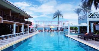 Paradise Bungalows - Ko Pha Ngan - Piscine