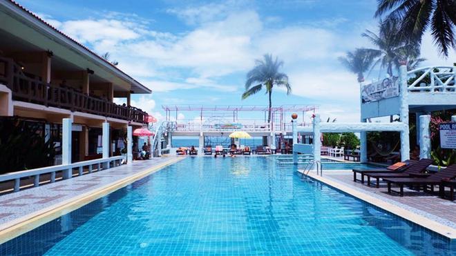 Paradise Bungalows - Koh Phangan - Uima-allas
