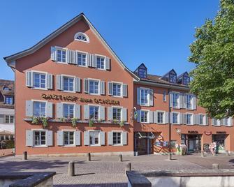 Hotel Gasthof Zum Ochsen - Arlesheim - Gebäude