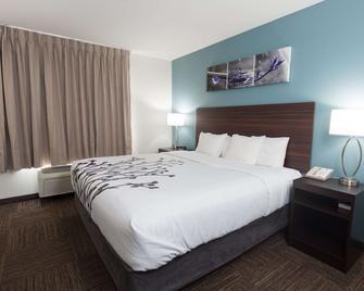 Sleep Inn and Suites Washington near Peoria - Washington - Slaapkamer