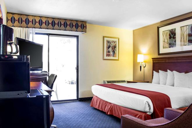 Quality Inn Wickenburg - Wickenburg - Schlafzimmer