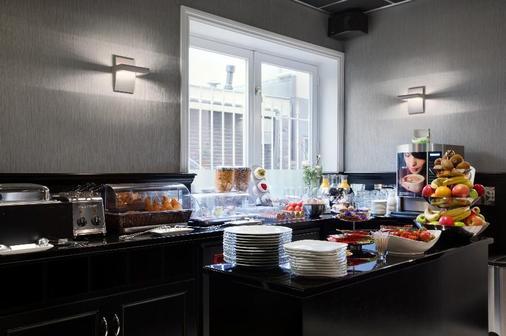Hotel Luxer - Amsterdam - Buffet