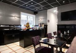 Hotel Luxer - Amsterdam - Ravintola