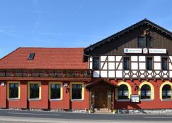 Hotel Brückenmühle - Meiningen - Edificio
