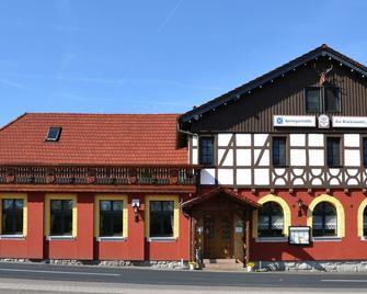Hotel-Restaurant Brückenmühle - Meiningen - Gebouw
