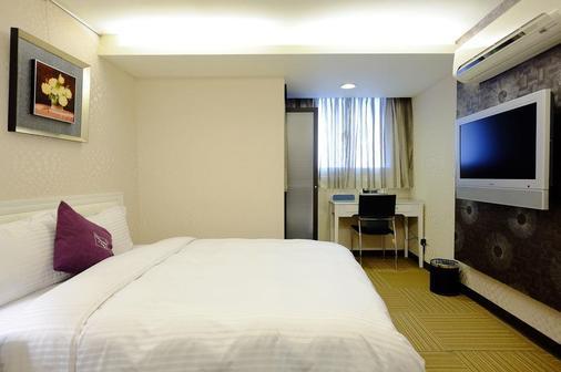 If Inn - Taipei - Bedroom