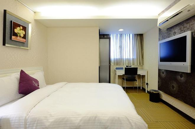 If Inn - Taipei - Chambre