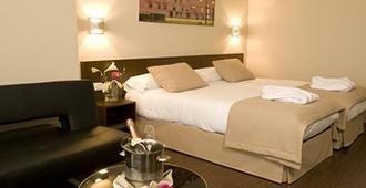 Hotel Abad San Antonio - León - Yatak Odası