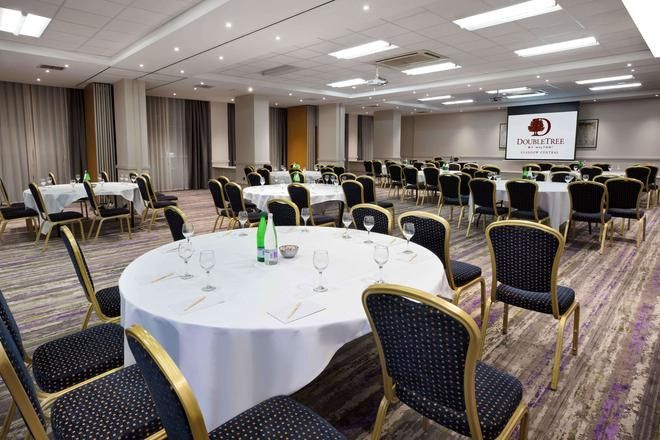 DoubleTree by Hilton Glasgow Central - Glasgow - Banquet hall