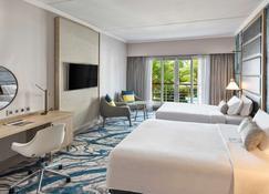Le Suffren Hotel & Marina - Port Louis - Slaapkamer