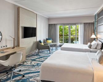 Le Suffren Hotel & Marina - Port Louis - Schlafzimmer