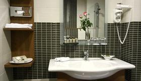 International Hotel - Zagrep - Banyo