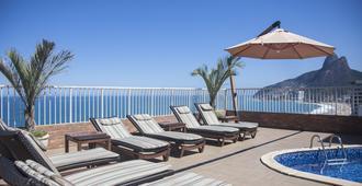 珠穆朗瑪峰里奧酒店 - 里約熱內盧 - 里約熱內盧 - 游泳池