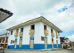 Hostal Ciudad de Segorbe - Salento - Rakennus