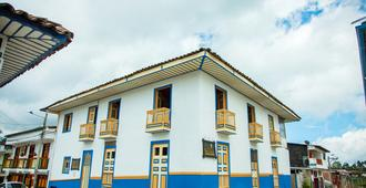 Hostal Ciudad de Segorbe - Salento - Building