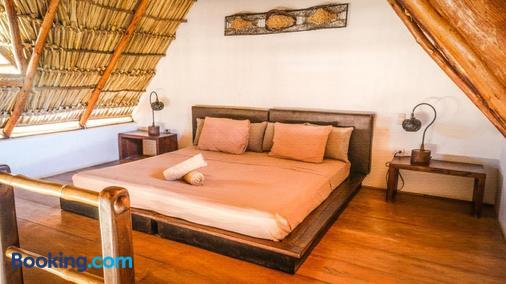 Vibra Guesthouse - Popoyo - Bedroom