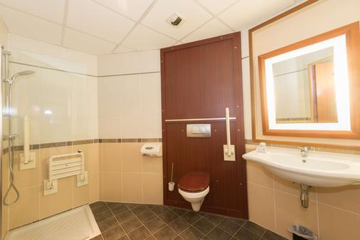 Kyriad Limoges Centre Gare - Atrium - Limoges - Bathroom