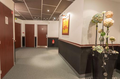 Kyriad Limoges Centre Gare - Atrium - Limoges - Hallway