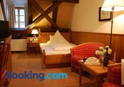 Metzgerei Gasthof Romantikhotel Der Millipp - Beilngries - Bedroom