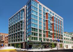 Hilton Garden Inn Washington DC/Georgetown Area - Washington, D.C. - Edifício