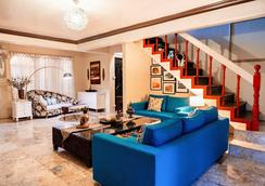 Island's Leisure Boutique Hotel Wellness Spa - Dumaguete City - Living room