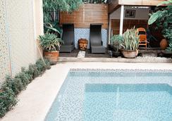 Island's Leisure Boutique Hotel Wellness Spa - Dumaguete City - Pool