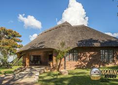 Manna Resorts - Harare - Edifici
