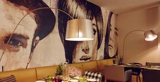 Novotel München City - Muy-ních - Phòng ăn